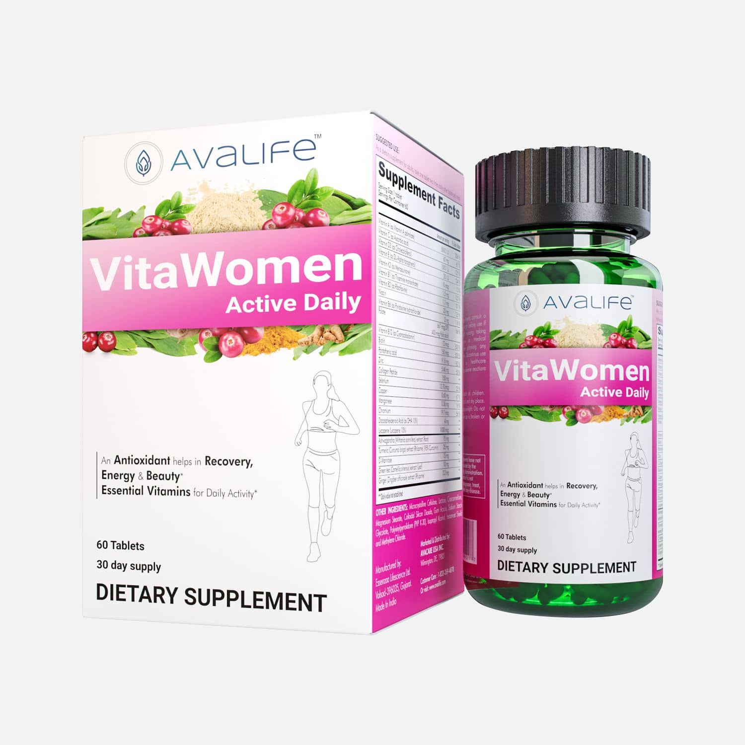VitaWomen Active Daily
